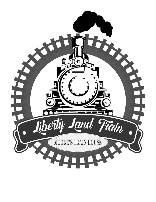 Meagan Dombrow designed the winning logo for Moore's Train House in Liberty Park.