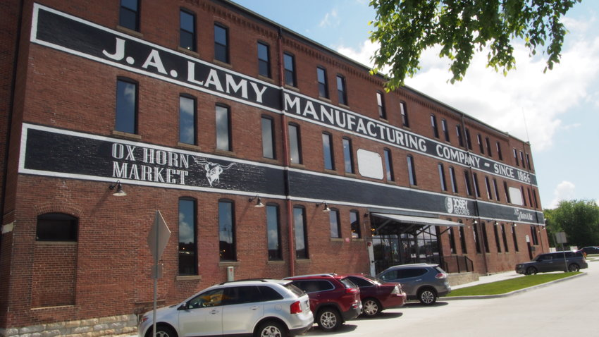 Lamy's, seen Wednesday, will be hosting an inaugural Block Party tonight and Saturday. The free event is being hosted to thank the public for one year of their patronage.