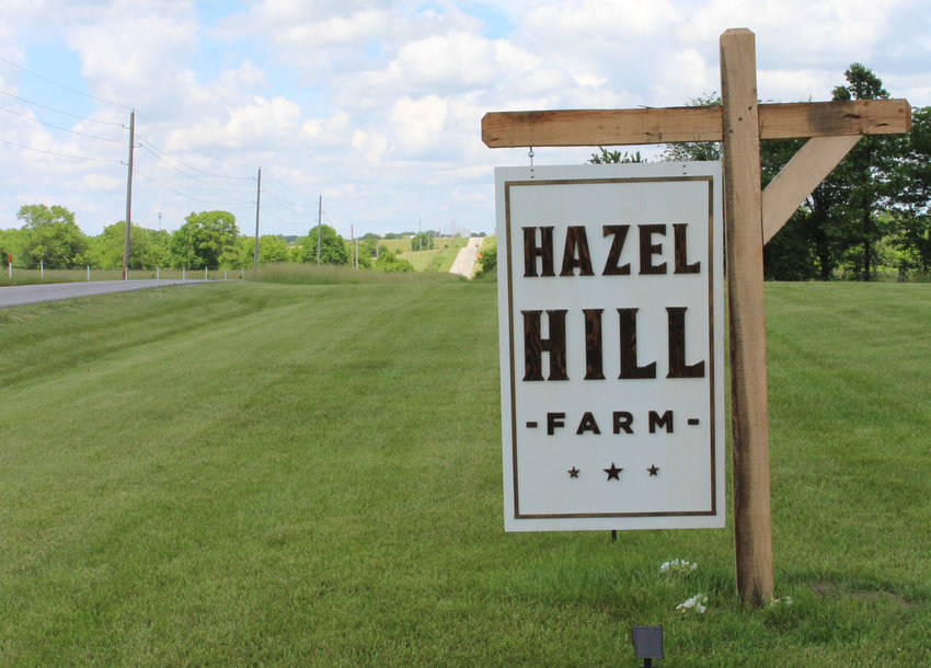Hazel Hill Farm, 43 SW Route 58 in Centerview, will host a variety of events this summer.