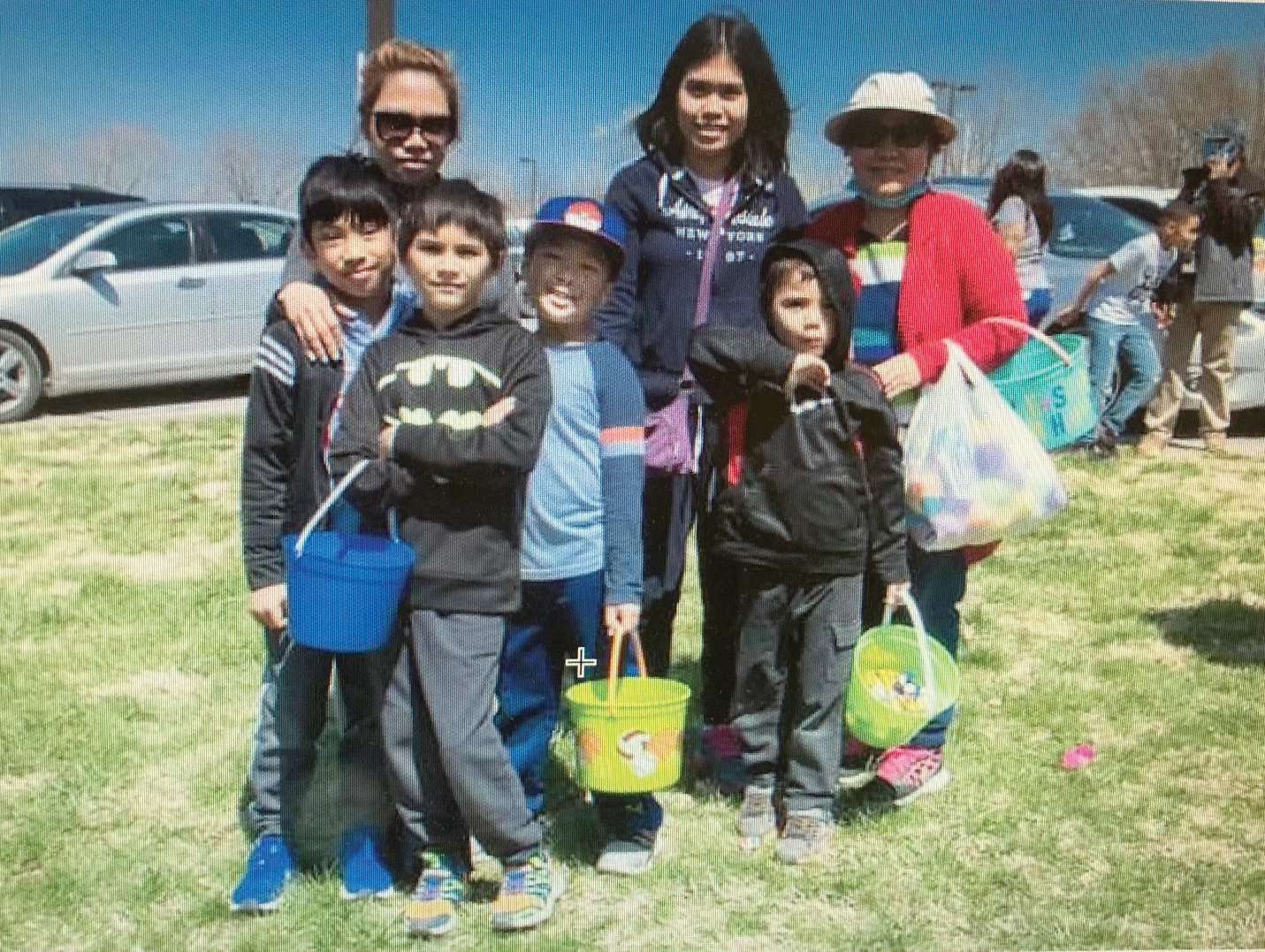On Saturday, the third annual NORTH organization saw a successful turnout for its annual Easter Egg Hunt. The Fresh Lemonade Stand donated free drinks and Kona Ice was on hand as well. Also at the event was Katy Trail Community Health's mobile unit, which provided around 100 COVID-19 vaccines to area residents.