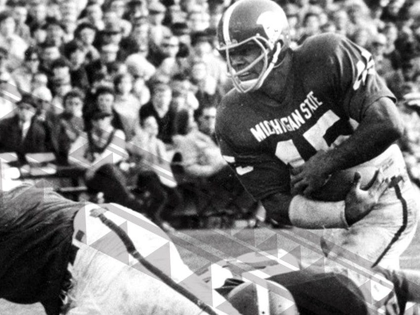 Bob Apisa: First Samoan All-American who played for Michigan State from 1965-67
