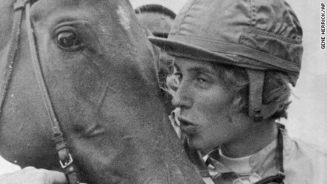 In 1970, Diane Crump became the first woman to ride the Kentucky Derby. Just a year earlier, opposition to female jockeys was so fierce that she required a police escort at Florida's Hialeah Park when she made the historic debut as the first woman professional rider.
