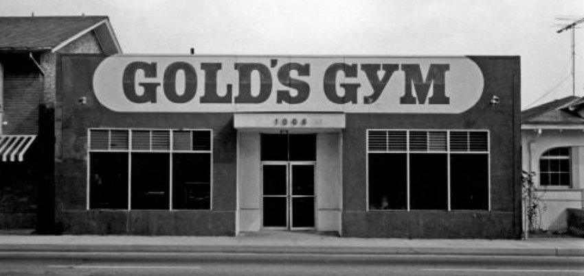 "The original Gold's Gym was founded by Joe Gold in 1965 in Venice, California. Known as the ""mecca of bodybuilding"", it was made famous by bodybuilding champion Arnold Schwarzenegger and the filming of ""Pumping Iron"", the iconic docudrama that launched the sport into mainstream America."