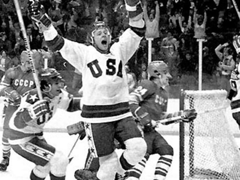 Image result for miracle on ice images