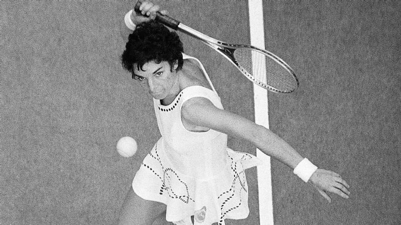 "Julie Heldman, semifinalist at the French (1970), Australian (1974), and U.S. (1974) Opens.  Her new memoir, ""Driven: A Daughter's Odyssey"", is ""a remarkable story of family, tennis history, abuse, mental illness, tenacity, and recovery."""