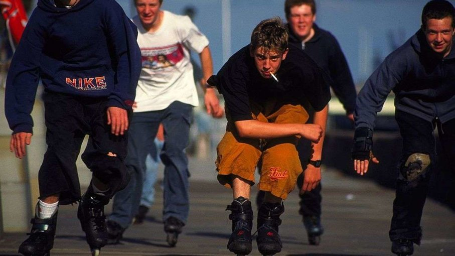 The Rise And Fall Of Rollerblading Sports History Weekly