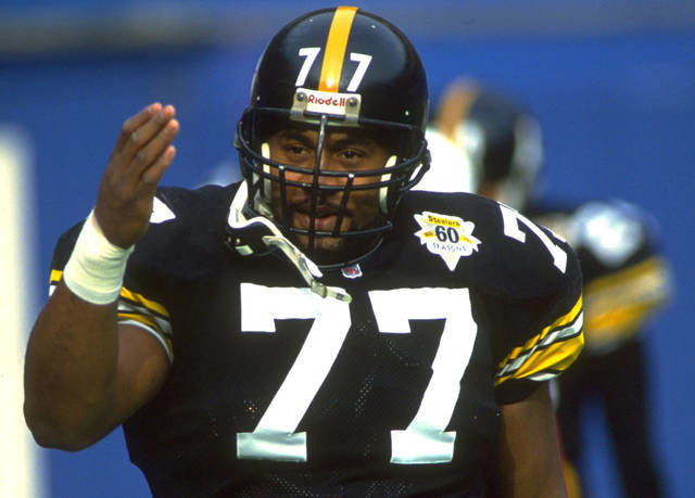 A 6-time NCAA wrestling champion in both Divisions I and II, Carleton Haselrig went on to join the NFL and become a Pro Bowler with the Pittsburgh Steelers. He died on July 22, 2020 at the age of 54.