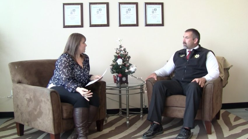 Advocate reporter Roxie Murphy sits down with Maries County Sheriff Chris Heitman to get some questions from the community answered.