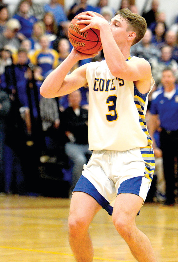 FATIMA SENIOR Brett Werner scored 36 in Friday's win  over Capital City as part of o ensive surge to surpass 1,000 career points.