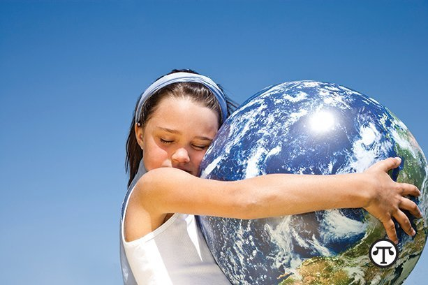 Show the world some love on Earth Day by saving energy—and save money too.