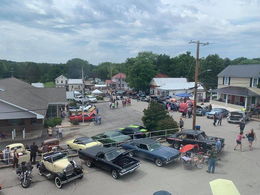 Argyle Car Show 8.8.2020