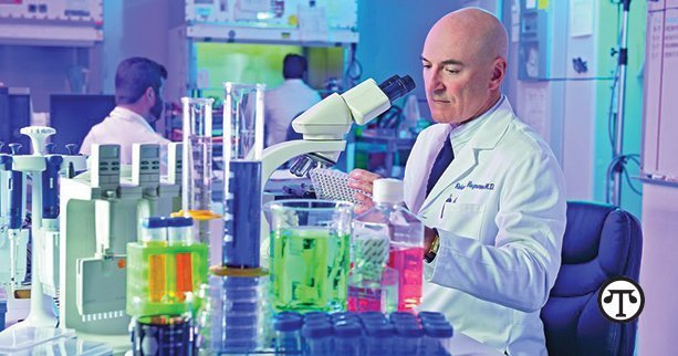 An oncologist has developed a way to determine what drugs work best for each individual with cancer.