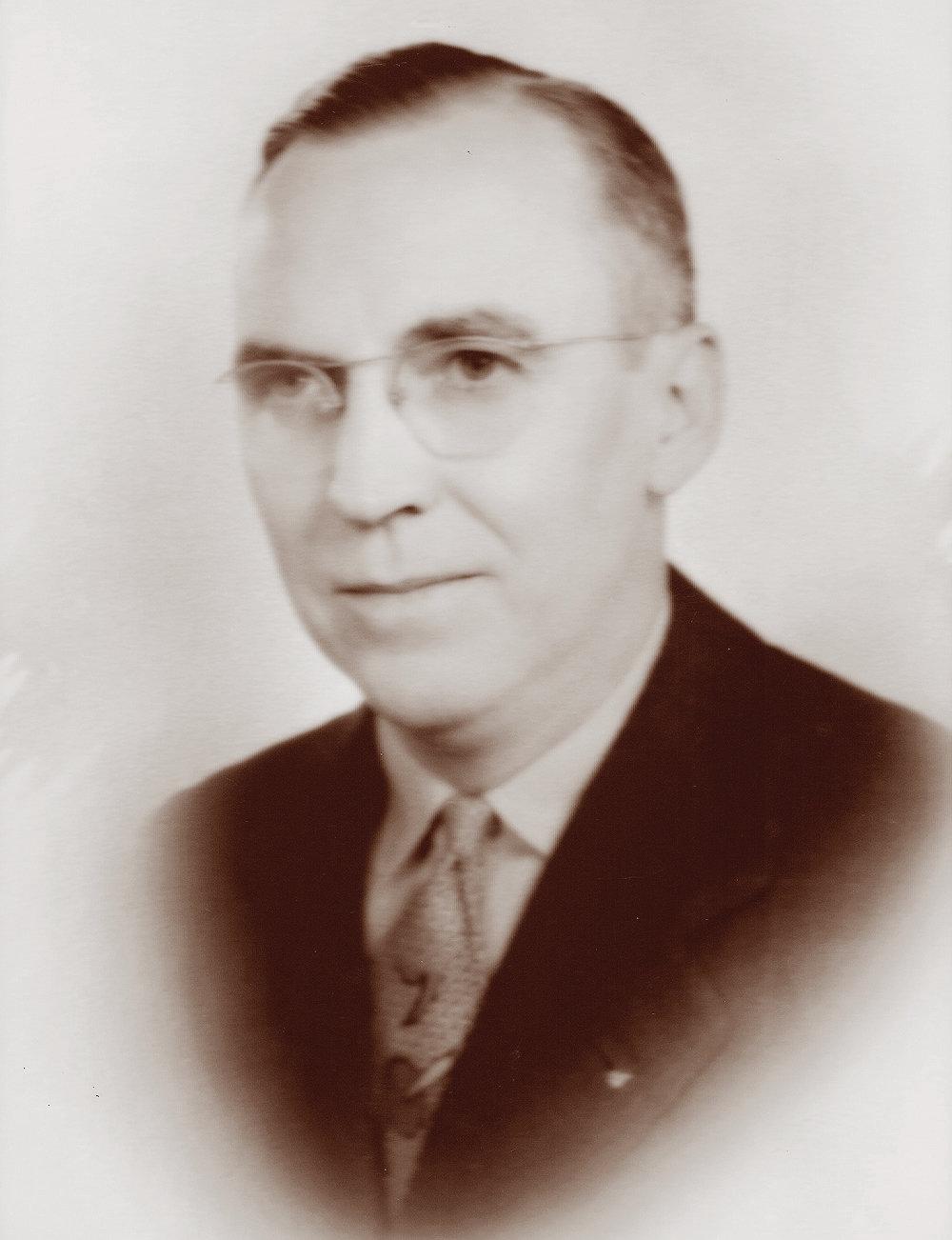 Ralph Warden
