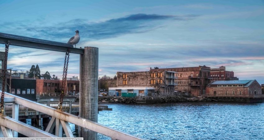 Port Townsend. Photo by Andy Porter Images